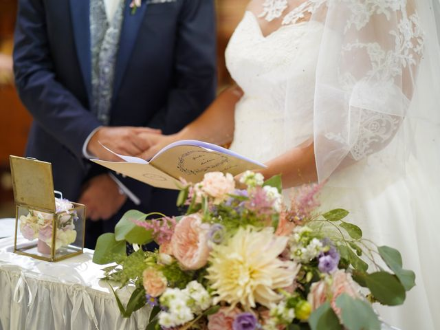 Il matrimonio di Andrea e Giulia a Mortara, Pavia 54