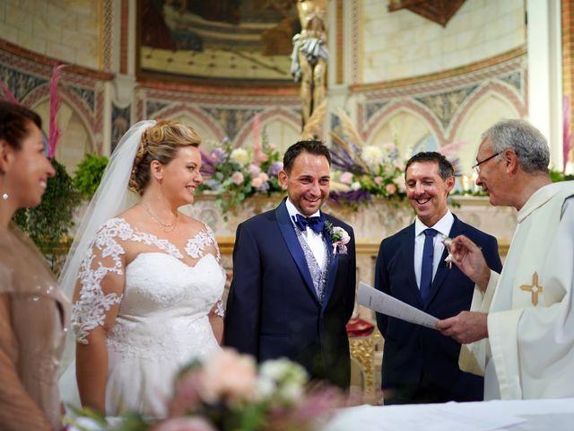 Il matrimonio di Andrea e Giulia a Mortara, Pavia 57