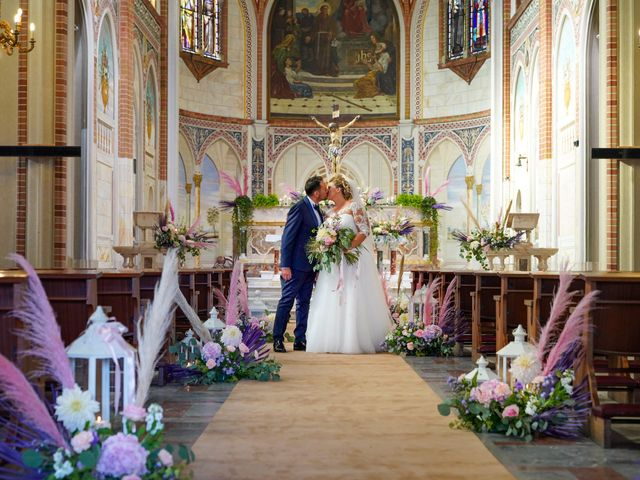 Il matrimonio di Andrea e Giulia a Mortara, Pavia 58