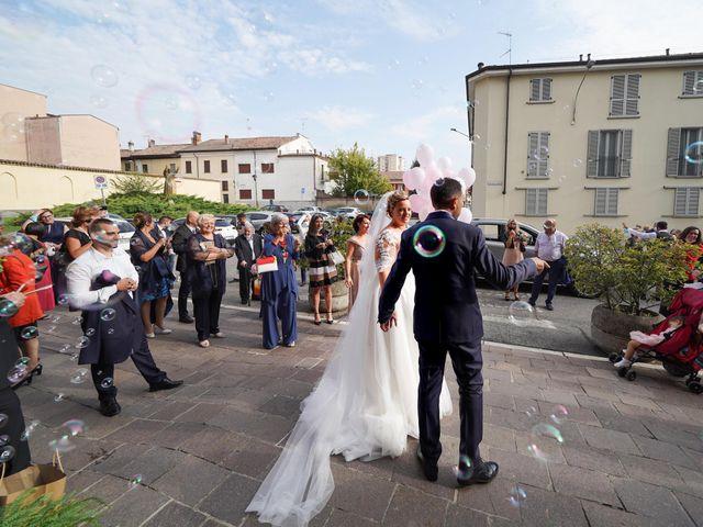 Il matrimonio di Andrea e Giulia a Mortara, Pavia 62