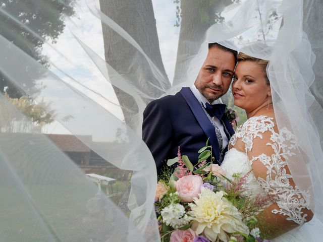 Il matrimonio di Andrea e Giulia a Mortara, Pavia 69