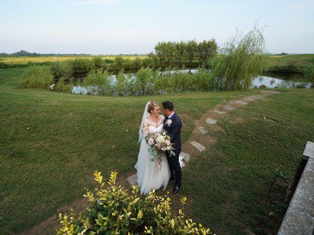 Il matrimonio di Andrea e Giulia a Mortara, Pavia 72