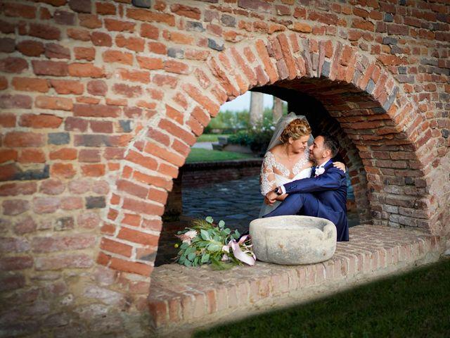 Il matrimonio di Andrea e Giulia a Mortara, Pavia 73