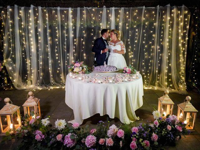 Il matrimonio di Andrea e Giulia a Mortara, Pavia 81