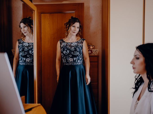 Il matrimonio di Mattia e Ilaria a Montaione, Firenze 7