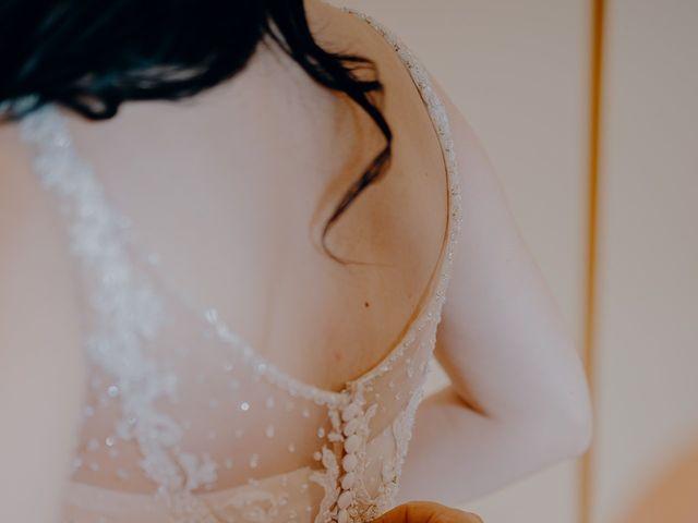 Il matrimonio di Mattia e Ilaria a Montaione, Firenze 8