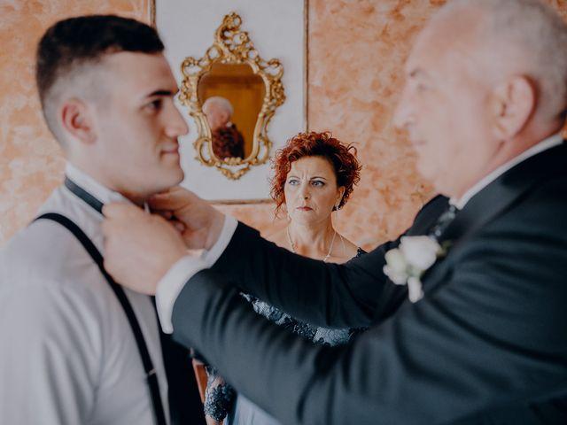 Il matrimonio di Mattia e Ilaria a Montaione, Firenze 12