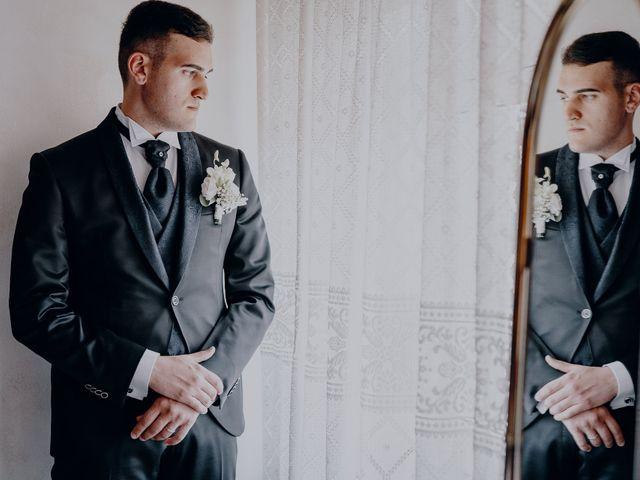 Il matrimonio di Mattia e Ilaria a Montaione, Firenze 14