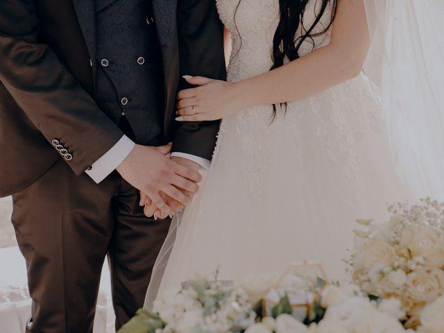 Il matrimonio di Mattia e Ilaria a Montaione, Firenze 22