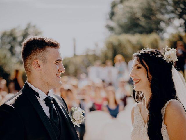 Il matrimonio di Mattia e Ilaria a Montaione, Firenze 23