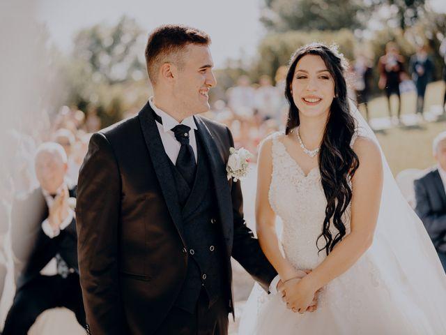 Il matrimonio di Mattia e Ilaria a Montaione, Firenze 24