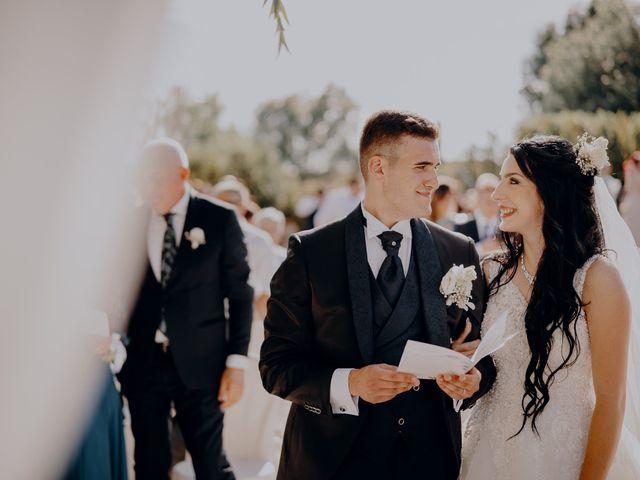 Il matrimonio di Mattia e Ilaria a Montaione, Firenze 25