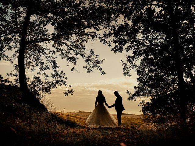 Le nozze di Ilaria e Mattia