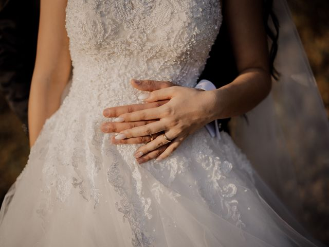 Il matrimonio di Mattia e Ilaria a Montaione, Firenze 29