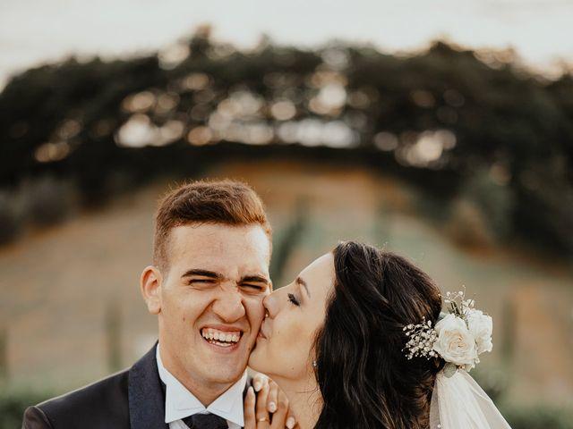 Il matrimonio di Mattia e Ilaria a Montaione, Firenze 32