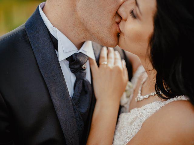 Il matrimonio di Mattia e Ilaria a Montaione, Firenze 1