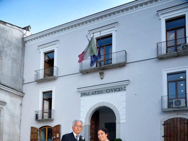 Il matrimonio di Marina e Pasquale a Atripalda, Avellino 7