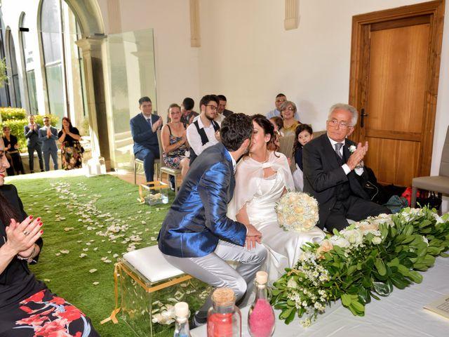 Il matrimonio di Marina e Pasquale a Atripalda, Avellino 9