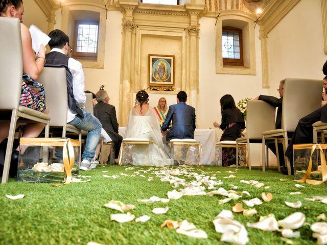 Il matrimonio di Marina e Pasquale a Atripalda, Avellino 10