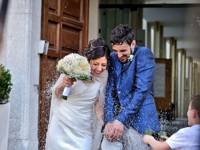 Il matrimonio di Marina e Pasquale a Atripalda, Avellino 27