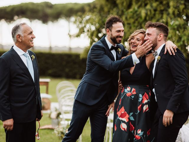 Il matrimonio di Marco e Giulia a Roma, Roma 22
