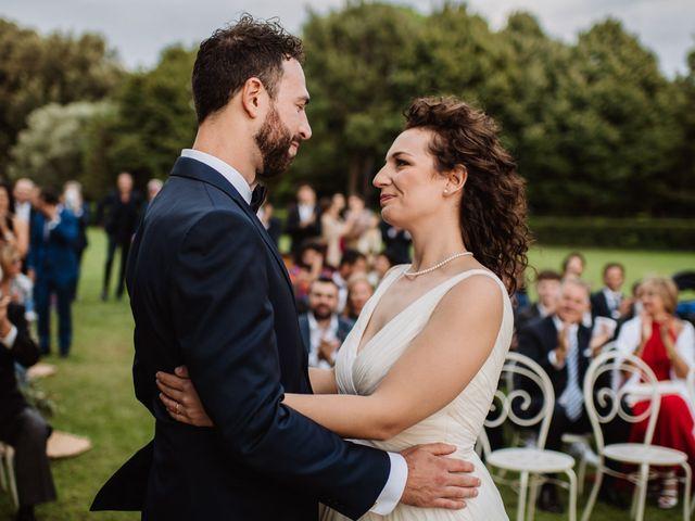 Il matrimonio di Marco e Giulia a Roma, Roma 34