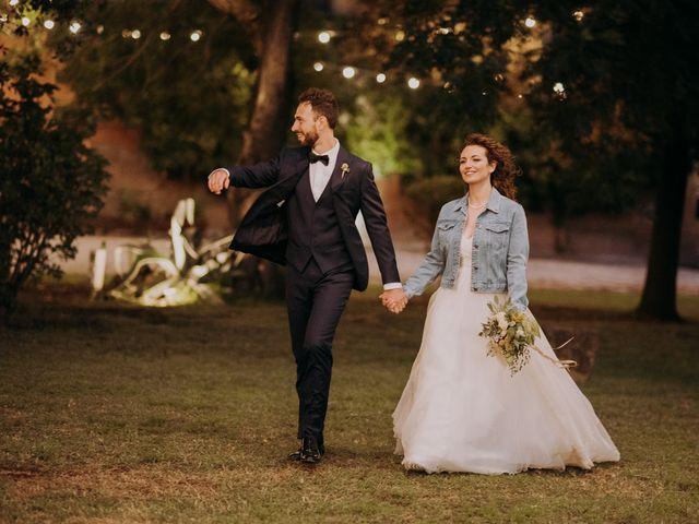 Il matrimonio di Marco e Giulia a Roma, Roma 55