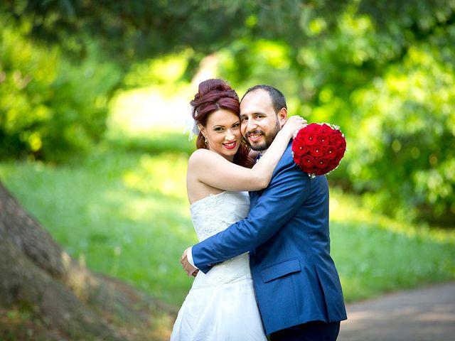 Le nozze di Natascia e Tavi