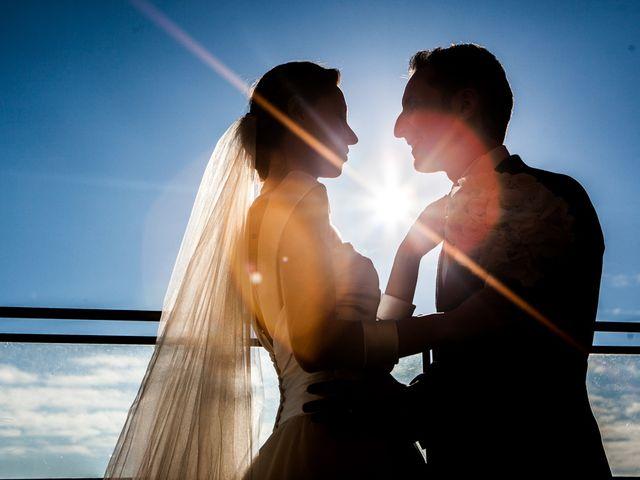 Le nozze di Mirco e Ilaria