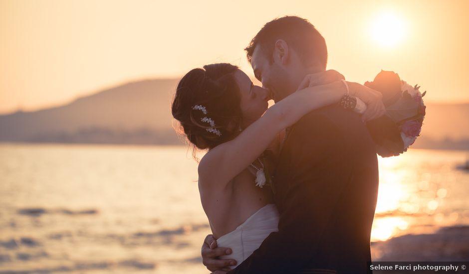 Il matrimonio di Diego e Luisella a Alghero, Sassari