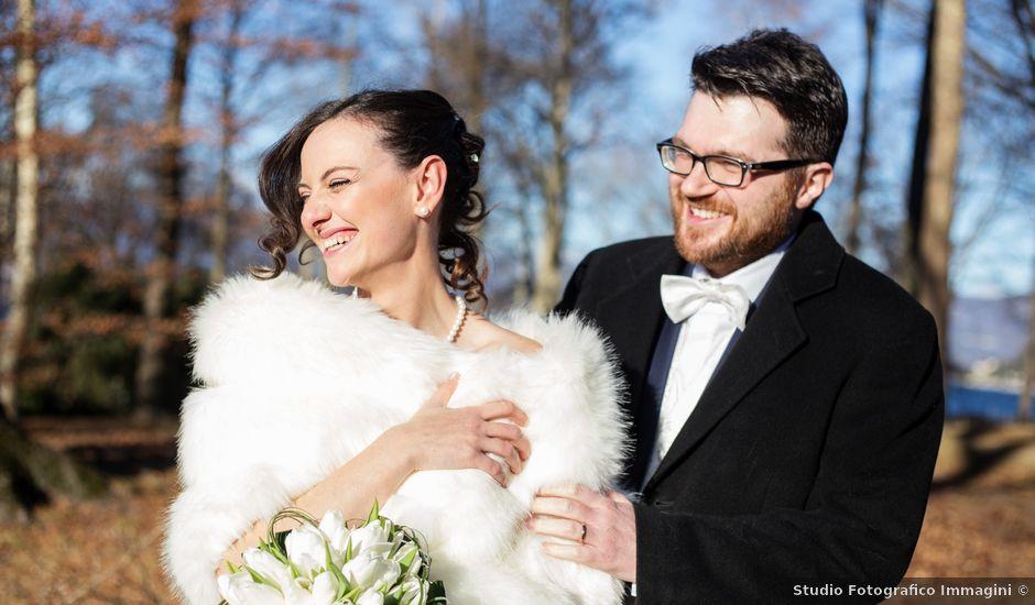 Il matrimonio di Alessandro e Federica a Turate, Como