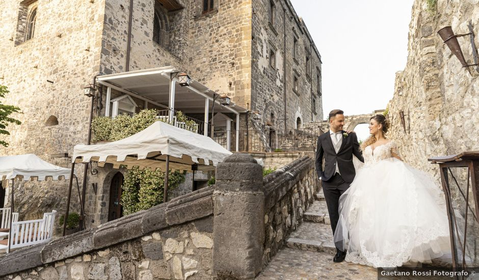 Il matrimonio di Mario e Eleonora a Limatola, Benevento