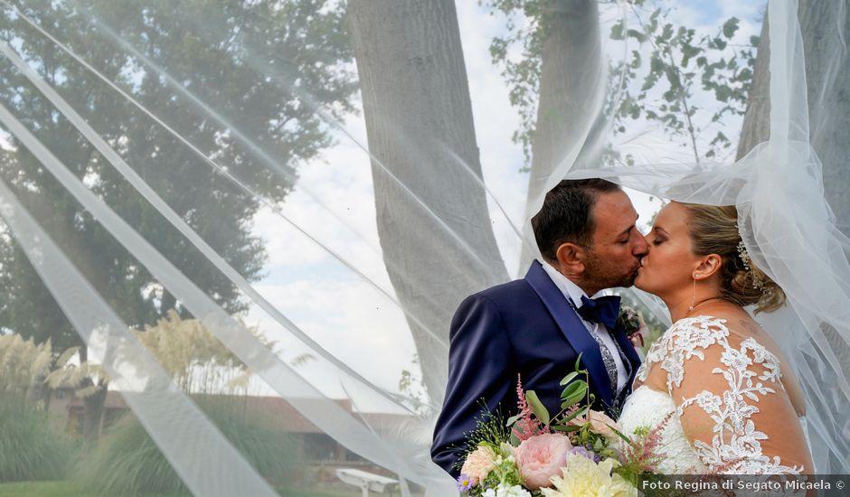 Il matrimonio di Andrea e Giulia a Mortara, Pavia