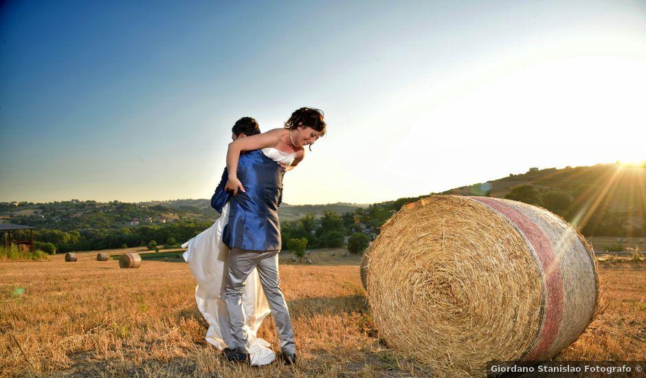 Il matrimonio di Marina e Pasquale a Atripalda, Avellino