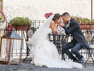 le nozze di Samira e Claudio 1