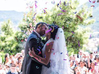 Le nozze di Carmen e Alfonso