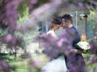 Le nozze di Federica e Gianluca