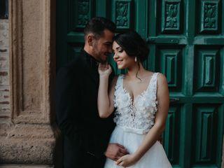 Le nozze di Alessia e Croci