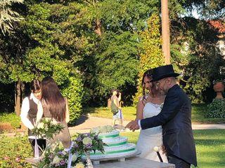 Le nozze di Pamela  e Roberto  1