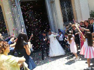 Le nozze di Pamela  e Roberto