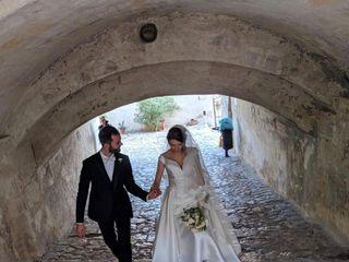 Le nozze di Diego e Manuela