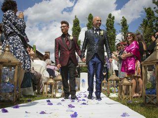 Le nozze di Antonio e Geremia