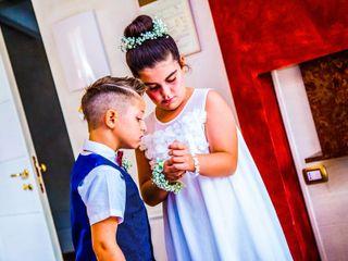 Le nozze di Emanuele e Lucia 1