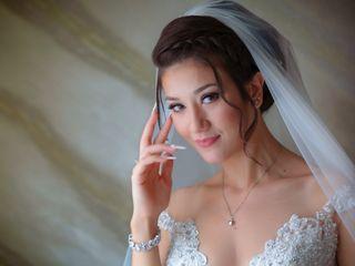 Le nozze di Michele e Cristina 1