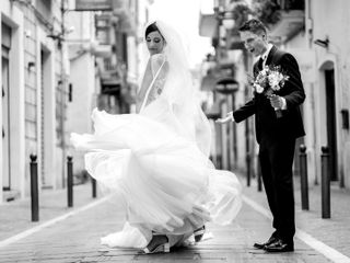 Le nozze di Ina e Arcangelo