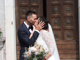 Le nozze di Lisa  e Matteo