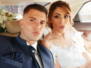 Le nozze di Carmen e Gianluca
