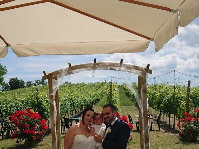 Il matrimonio di Vincenzo  e Melinda  a Pianoro, Bologna 1