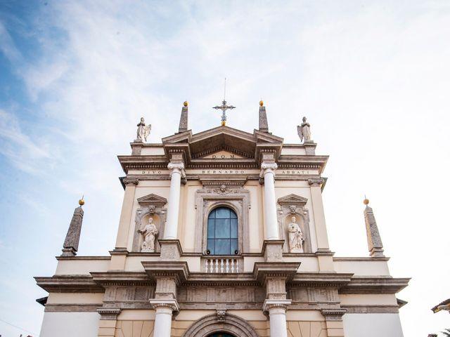 Il matrimonio di Daniele e Michela a Castel Rozzone, Bergamo 20
