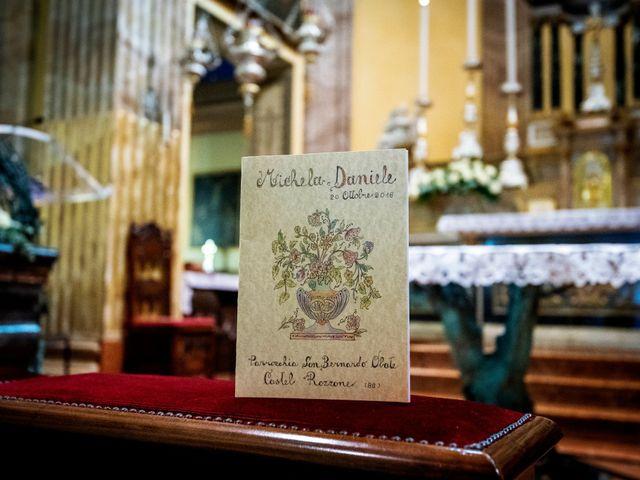 Il matrimonio di Daniele e Michela a Castel Rozzone, Bergamo 22